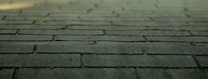 Roof. Shingles Stock Image