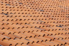 Roof abstract background Stock Image