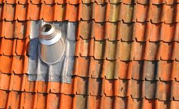 Roof Stock Image