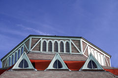 Free Roof And Windows Royalty Free Stock Photos - 18887128