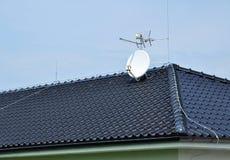Roof antenna Stock Photos