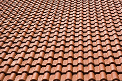 Roof Backgroun. A large background of  roof Royalty Free Stock Photography