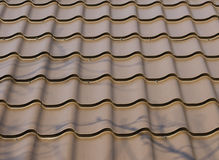 Roof background Stock Photography