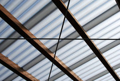 Roof-beam Stock Images