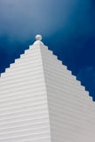 Roof of a Bermudian buttery Stock Photos