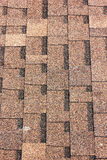 Roof of the building. Royalty Free Stock Photo