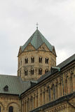 The roof from the cathedral in Osnabrueck Stock Images