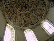 The roof in the cathedral of Saint Peter Royalty Free Stock Photos