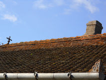 Roof and chimney Stock Photos