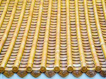Roof chinese Stock Photo