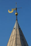 Roof of church tower Royalty Free Stock Photos