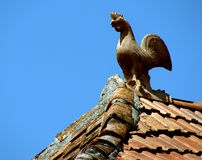 Roof cock Stock Photo