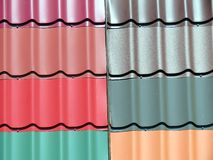 Roof cover Royalty Free Stock Photo