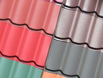 Roof cover Stock Photo
