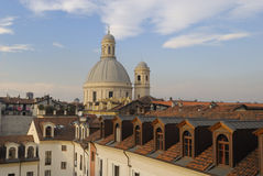 Roof, and cupola Stock Image