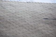 Roof Damage Royalty Free Stock Photos