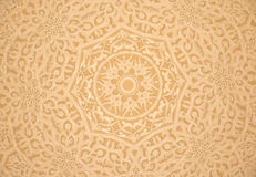 Roof decoration  in Sheikh Zayed Mosque,UAE Royalty Free Stock Image