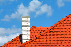 Roof Detail Royalty Free Stock Images