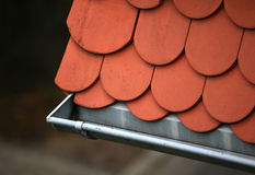 Roof detail Royalty Free Stock Photo
