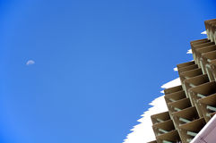 Roof detail Royalty Free Stock Photos