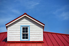 Roof detail house Royalty Free Stock Photos