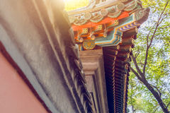 Free Roof Detail Of Historic Building In China Royalty Free Stock Photo - 84313925