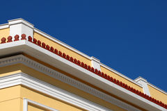 Roof details Royalty Free Stock Photography