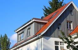 Roof_dormer fotos de stock royalty free
