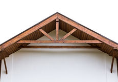 Roof gable Royalty Free Stock Photography