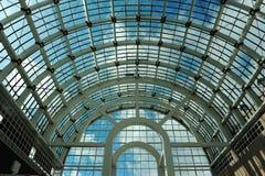 Roof of Galleria,Messe Frankfurt Stock Images