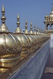Roof of the Golden Temple Royalty Free Stock Image