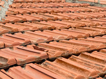 Roof at Good Condition Stock Photos