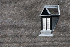 Roof of a house Royalty Free Stock Images