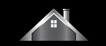 Roof house Stock Photography