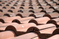 Roof II Royalty Free Stock Images