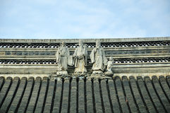 Roof immortal Royalty Free Stock Photography