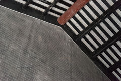Roof inside of a Chinese building Royalty Free Stock Image
