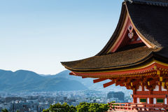 Roof of Japan culture Royalty Free Stock Photo