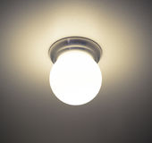 Roof lamp Stock Photography