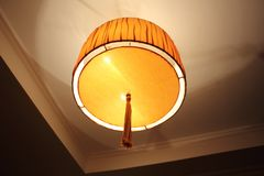 Roof lamp Royalty Free Stock Image