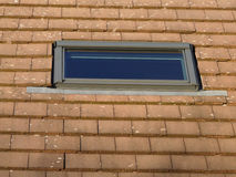 Roof light Royalty Free Stock Photo