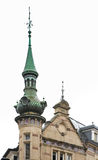 Roof in Luxembourg city. Luxembourg Stock Photography