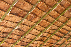 Roof made Stock Photos