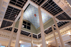 Roof of Mall Stock Photography