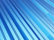 Roof metal sheet blue background. 3d Illustrations. Roof metal sheet blue background. 3d Royalty Free Stock Photo