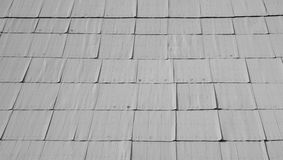 Roof metal texture Royalty Free Stock Photo