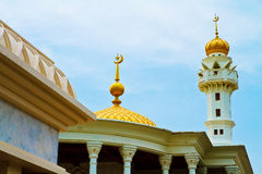 The Roof of mosque Royalty Free Stock Photos