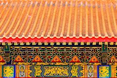 Free Roof Of Chinese Temple Stock Images - 41320684