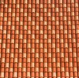 Roof in Old Town, Dubrovnik. Typical red roof in Dubrovnik city stock photos