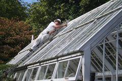 Roof, Outdoor Structure, Daylighting, Greenhouse royalty free stock images